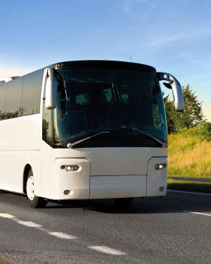 С автобус